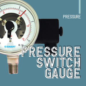 Pressure Switch Gauge