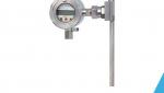 hart model BLM magnetostrictive sensor